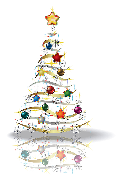 Tube Karácsonyi Fenyőfák