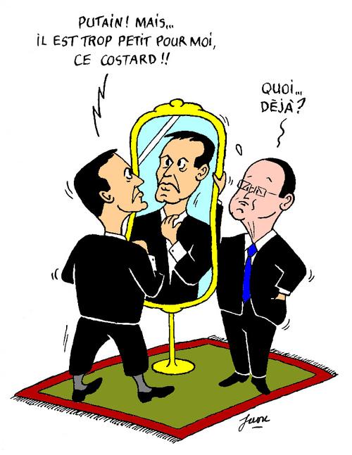 Valls a mis le temps...
