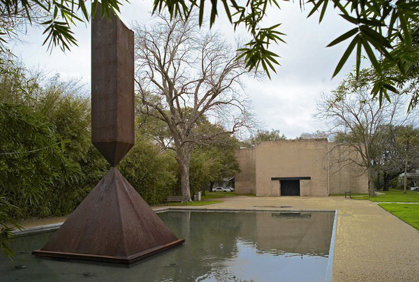 LIEUX CULTES–LIEUX ARTS, Mark Rothko, Barnett Newman,Philip Johnson,Chapel-Houston,Texas