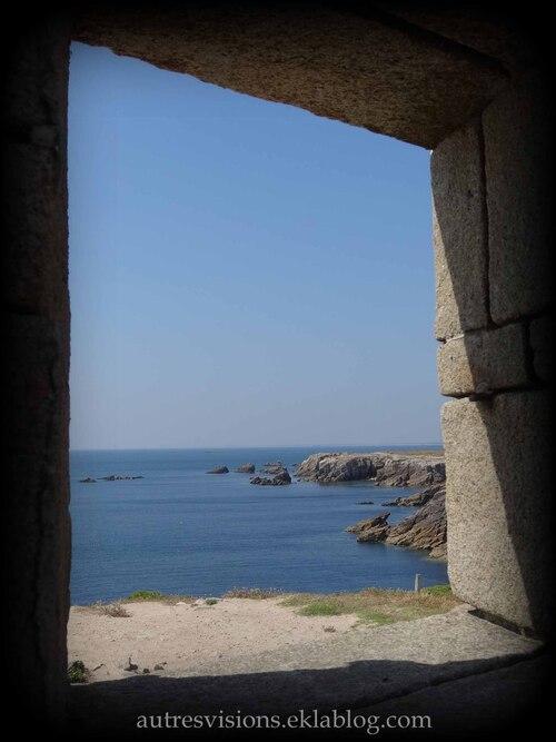 Fenêtre sur l'océan
