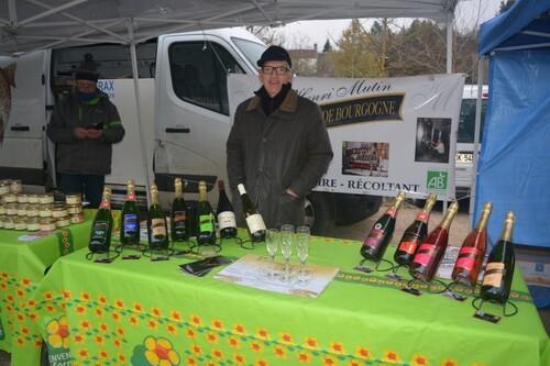 Marché aux truffes 2017