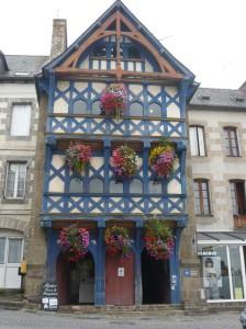 Pontrieux - La Maison Eiffel