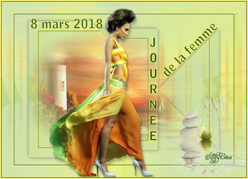 1 - Journée De La Femme 2018