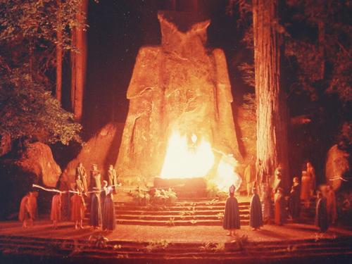 Illuminati, Bohemian Club, c'est chouette