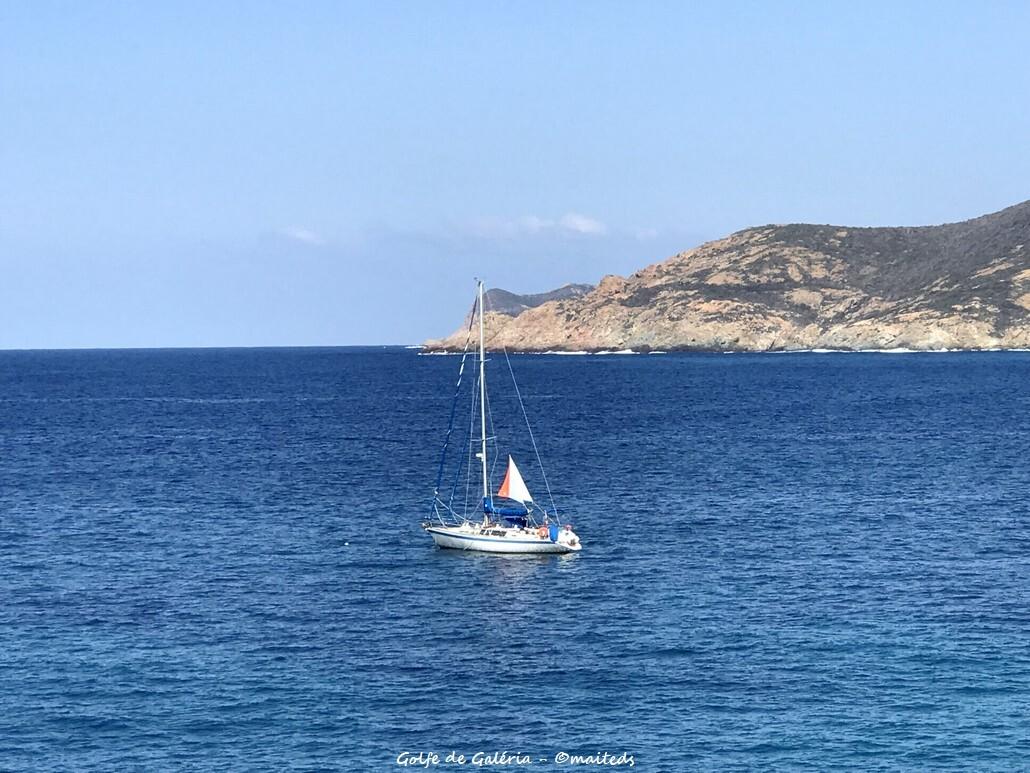 Golfe de Galéria - Corse