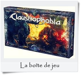 Claustrophobia : La vie est un Enfer !