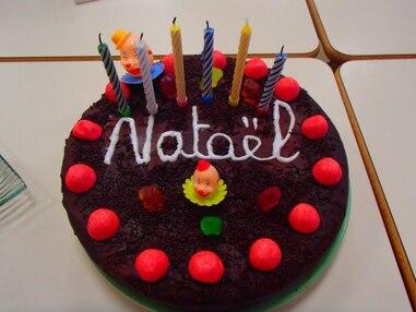 Anniversaire de Nataël