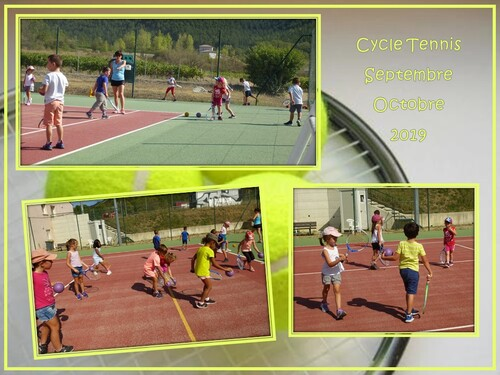 Cycle Tennis