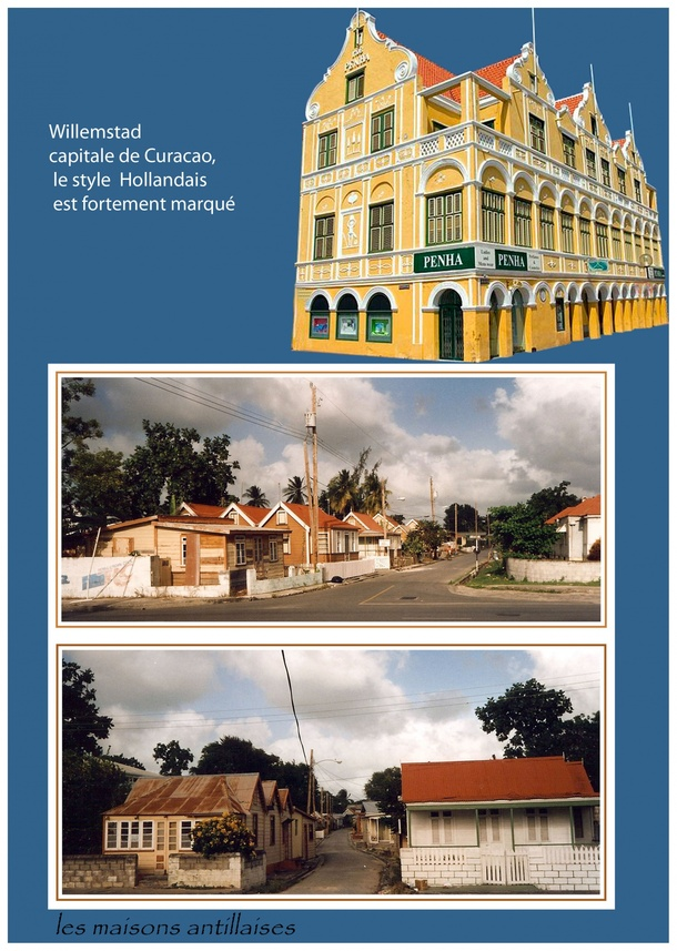 Pays-Bas - Ile de Curacao