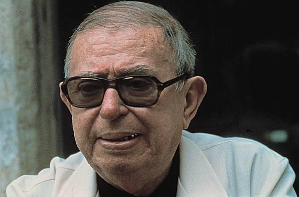 Jean-Paul Sartre, mai 1968