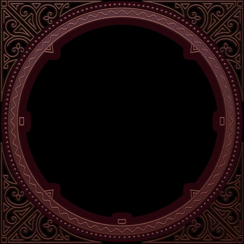 cadre marron autaumne 1