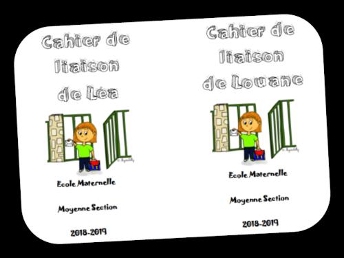 Cahier de liaison version 2018 2019