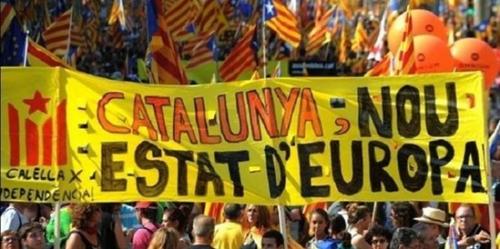 De l'indépendance de la  Catalogne