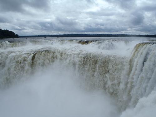 Les chutes d'Iguazú, grandioses !