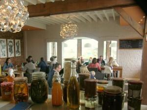 Les bocaux fermentés dans le restaurant de Laurent Ladeyn