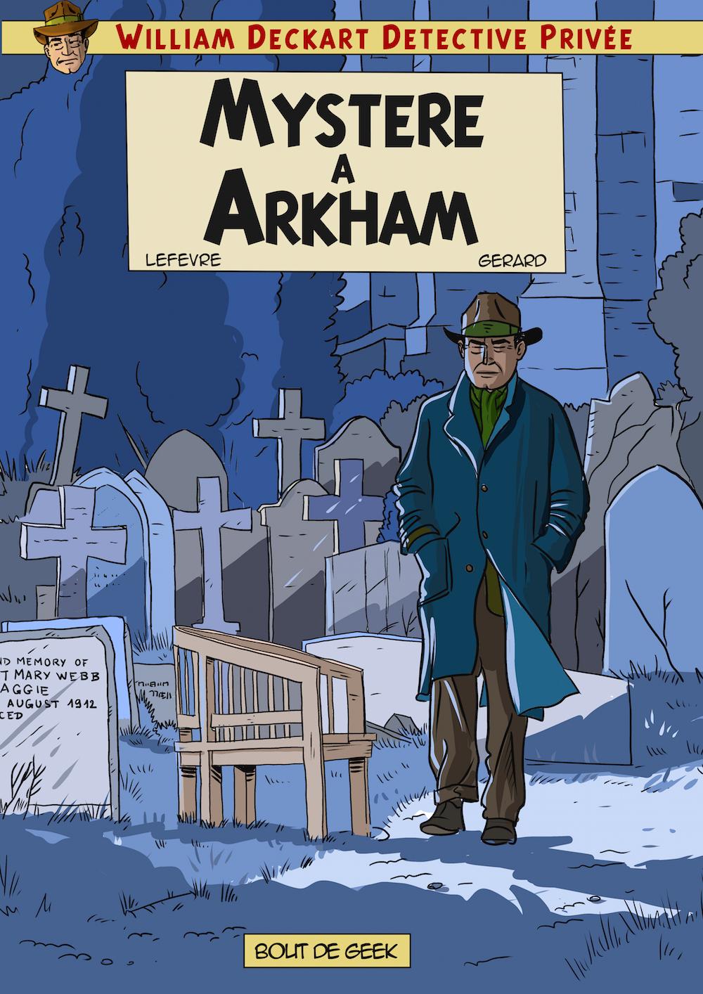 Deckart à Arkham