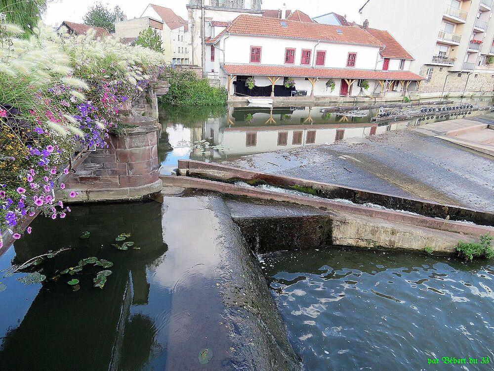 Sarrebourg en Moselle