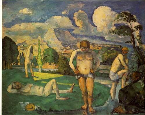 Né le 19 Janvier 1839 à Aix en Provence, Paul Cezanne, Capricorne ascendant Scorpion