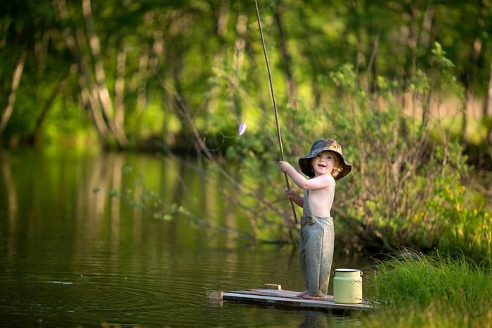 Le bonheur des enfants: photos de jolis enfants de Svetlana Kvashina