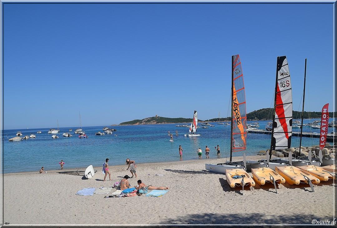 Pinarello plage - Corse