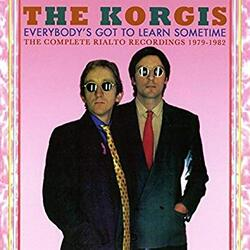 KORGIS - Everybody's Got to Learn Sometime (1980)  (Pop)