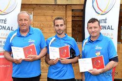 Championnat de Ligue triplettes  1er Mai à Grasse