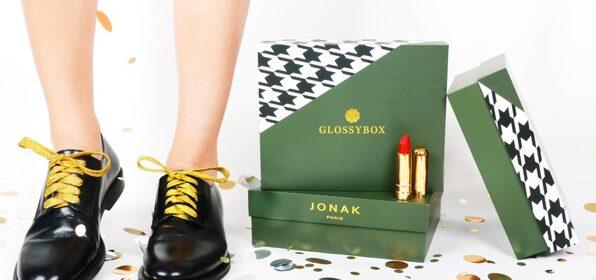 glossybox jonak