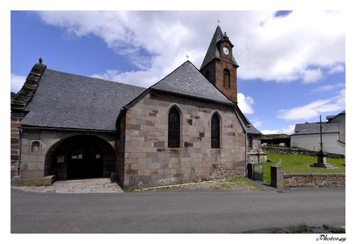 Albepierre - Cantal - Auvergne - 5 Mai 2015
