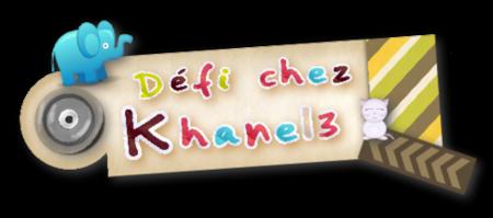 Défi Khanel