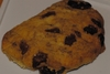 Cookie raisin epices