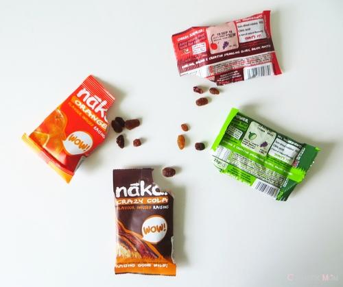 Petits (Gros) Test des Snacks Nakd
