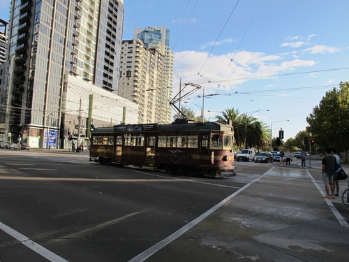 Melbourne au hasard des rues