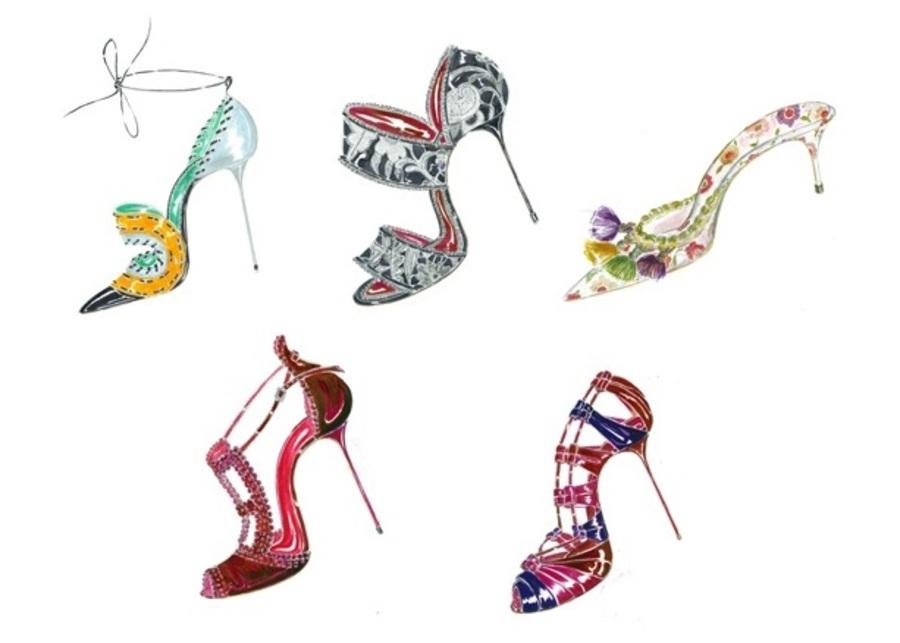 Chaussures Manolo Blahnik