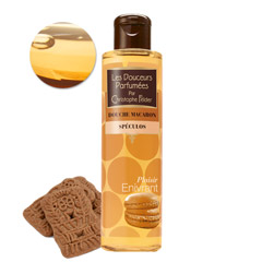 Le parfum gourmand d'un macaron ...
