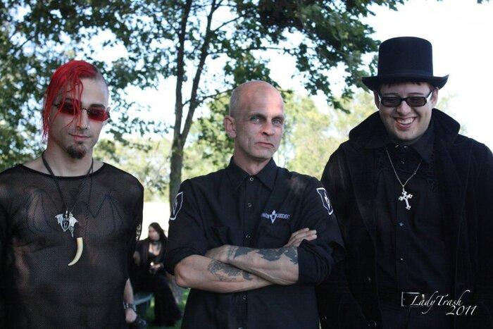Pique-nique goth victorien de Montréal