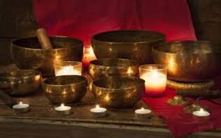 """Conférence """"Bols Tibétains"""" la thérapie par les sons..."""