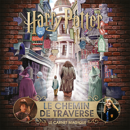 Harry Potter - Le chemin de Traverse