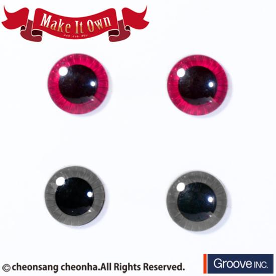 Eyechips Pink & Grey