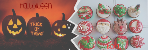 [Eklabugs] Halloween VS Noel