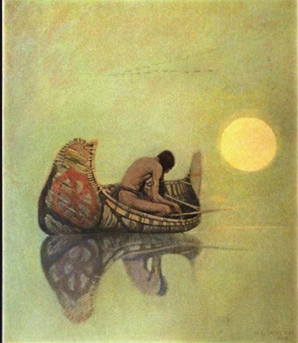 le pêcheur silencieux