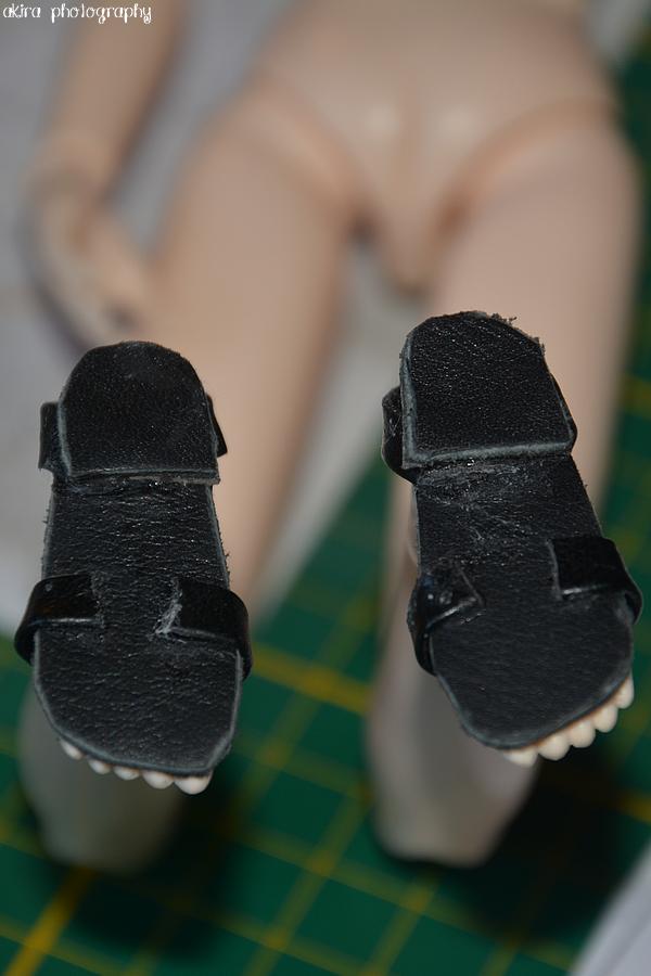 Natsu Dragneel Shoes 1/6