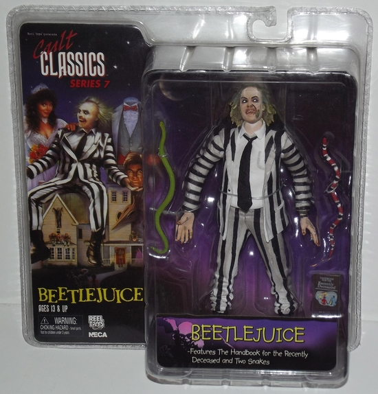 Autres collection figurine beetlejuice 1