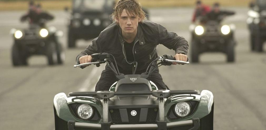 [Test Blu-ray] Alex Rider : Stormbreaker