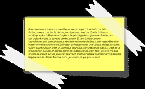 Juste après ta mort - Christophe Gresland