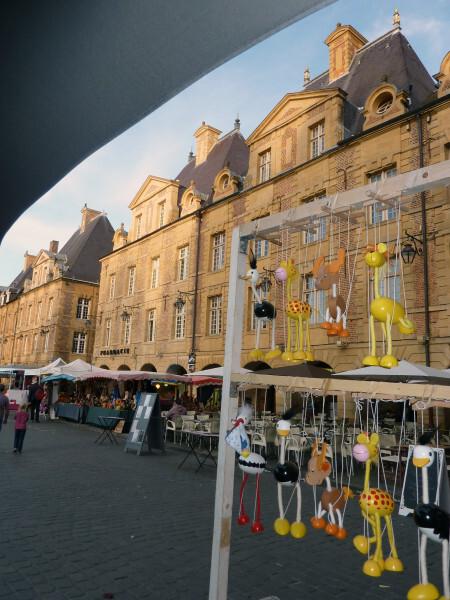 La Place Ducale de jour