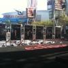 Nokia Plaza Theatre avant avant première Los Angeles Eclipse