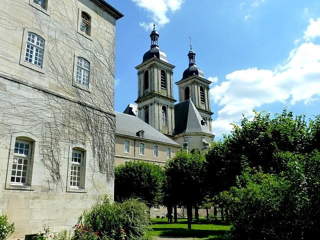 L'abbaye des Prémontrés 4 Marc de Metz 11 08 2012