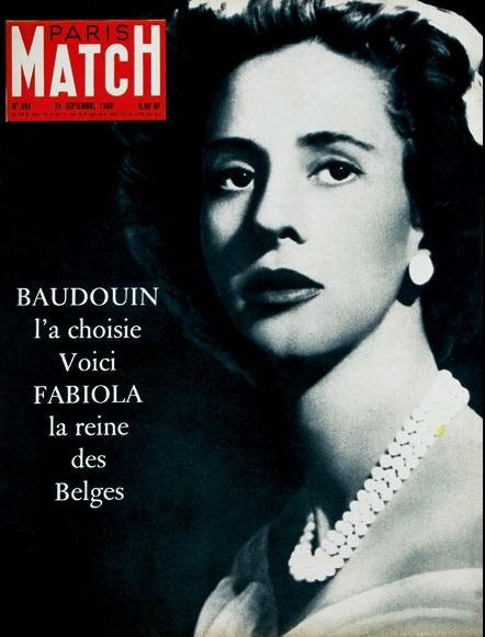 Décès de Sa Majesté la Reine Fabiola