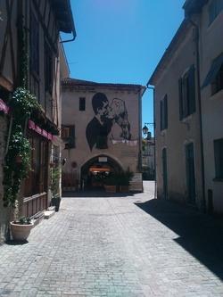 Rencontre d'auteurs en Dordogne
