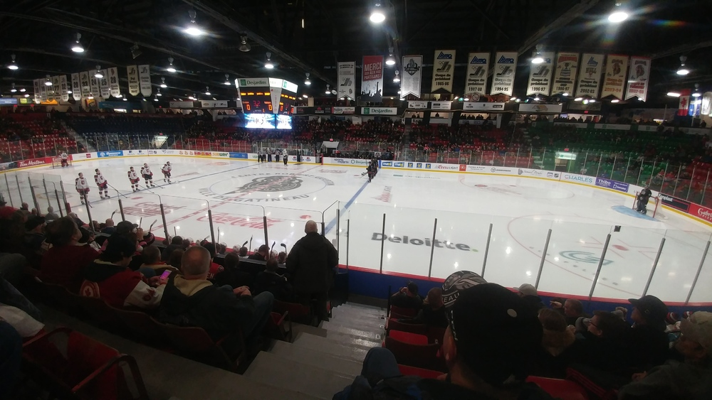 Battle of the Ottawa River - Part one: Ottawa 67's at Gatineau Olympiques on December 6th 2019